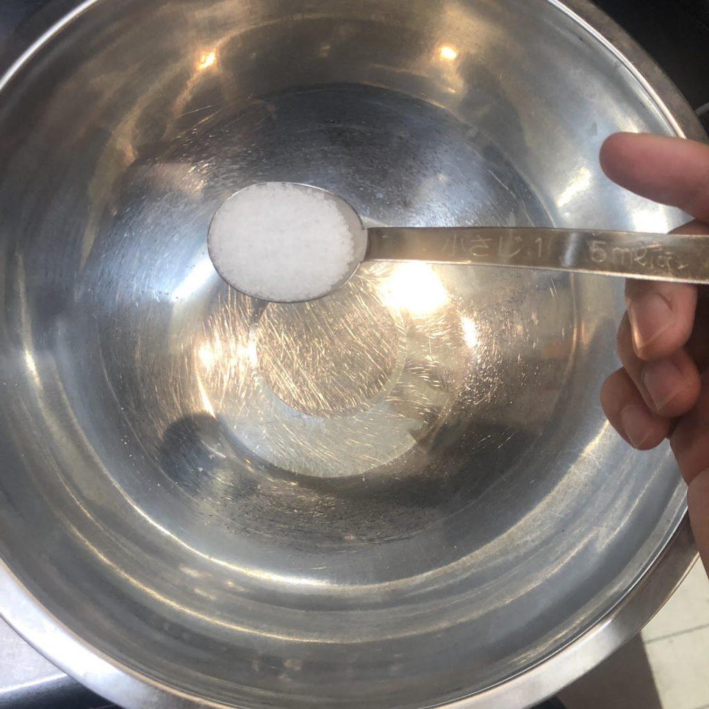 クエン酸 水垢 2