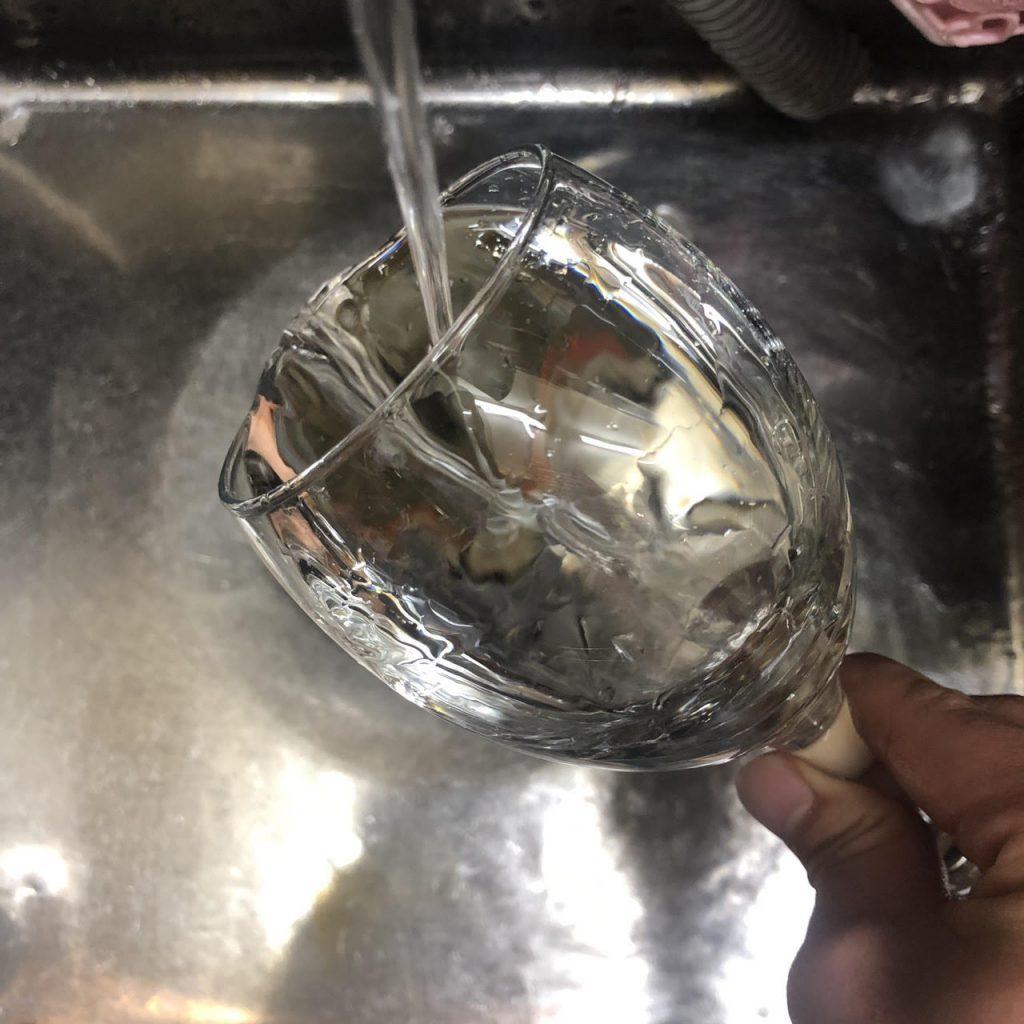 クエン酸 水垢 ぬるま湯
