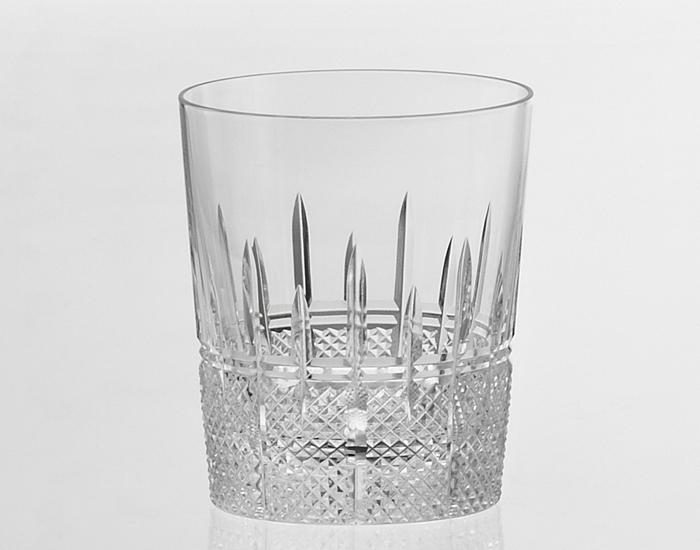 クリスタルガラス製 「KAGAMI T439-1521ロックグラス」