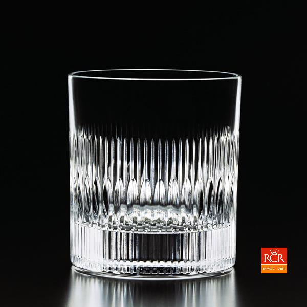 【ロックグラス】 クリスタル|カットグラス J-3007