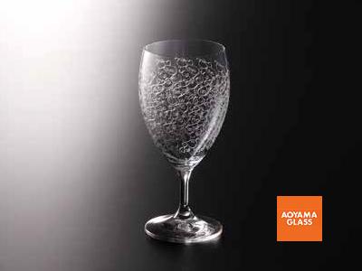 ワイングラス/【青山硝子】バッカス350-7 400cc