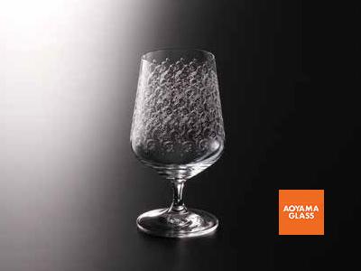 ワイングラス/【青山硝子】バッカス310-3 450cc