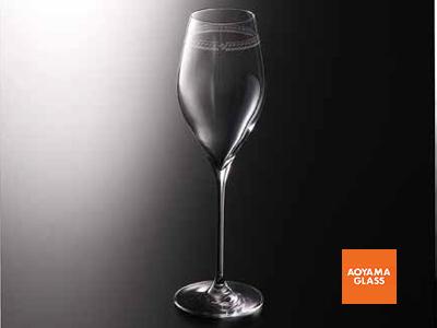 ワイングラス/【青山硝子】バッカス320-3 330cc