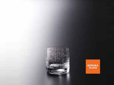 ショットグラス/【青山硝子】バッカス140-3 140cc