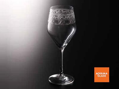 ワイングラス/【青山硝子】ノーブル460-1 480cc