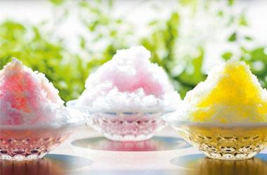 【アデリア/水月オパール 氷鉢(6個入)】 2