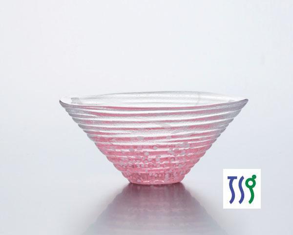 東洋佐々木ガラス | 和がらす | 41532 小鉢(かき氷・赤) (3個入)